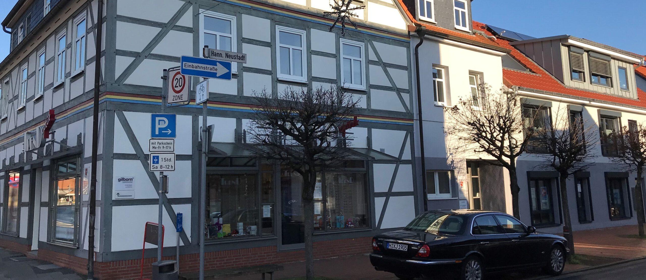 Die Kanzlei in der Hannoverschen Neustadt 54